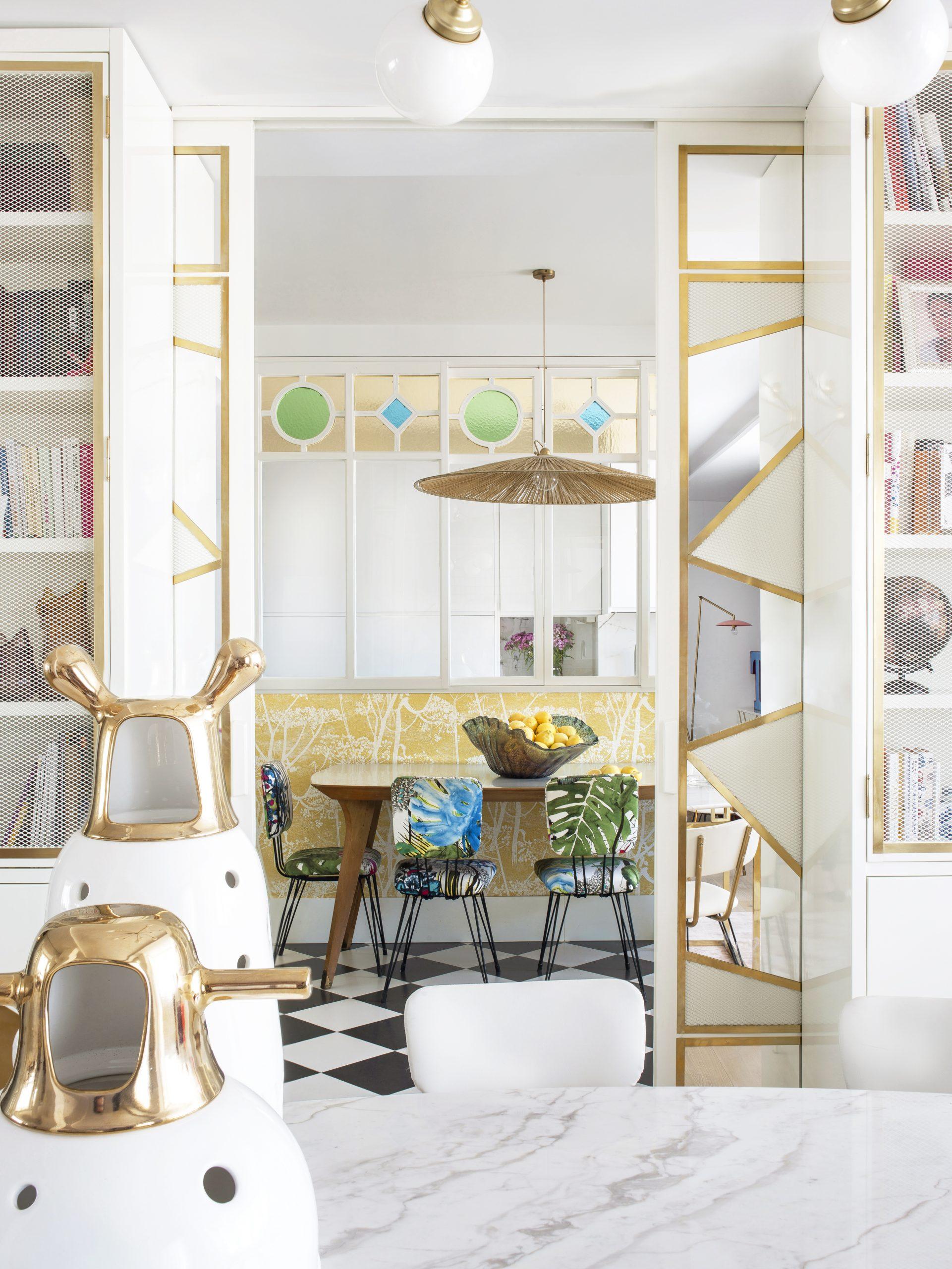 Patricia Bustos Studio - Apartamento Barrio Salamanca