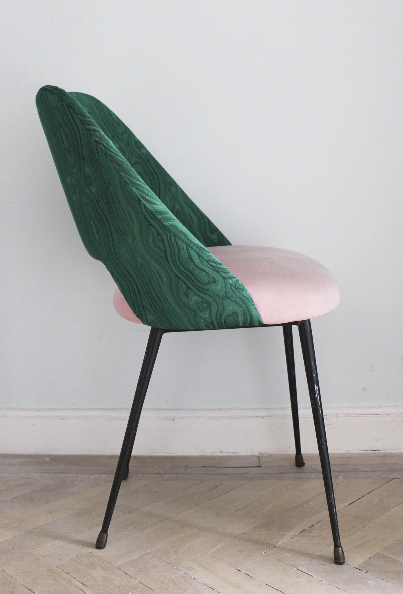 Patricia Bustos Studio - Malachite Chairs