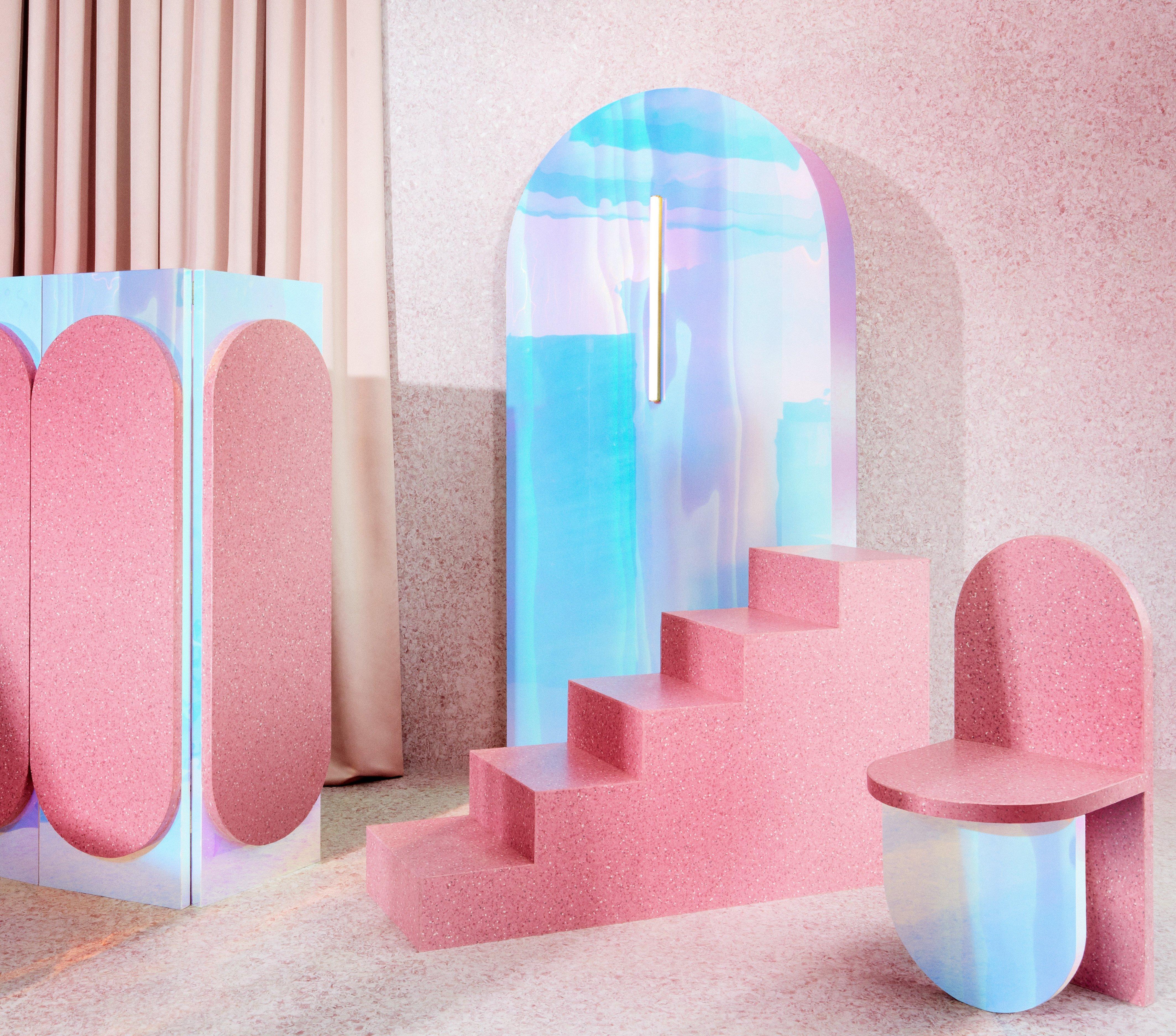 Patricia Bustos Studio - Pink rhythm